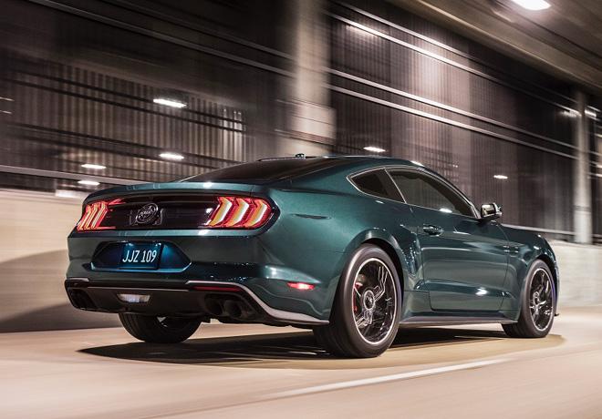 Ford Mustang Bullitt 2