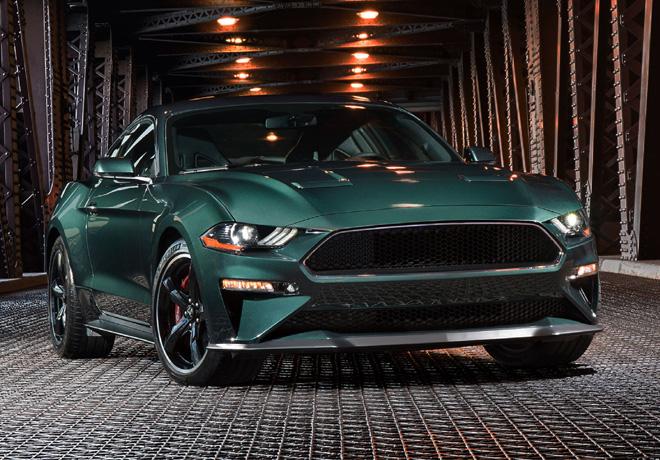 Ford Motor Company anunció novedades en el Salón Internacional del Automóvil 2018 en Detroit.