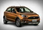 Ka Freestyle - nuevo utilitario compacto global de Ford 2