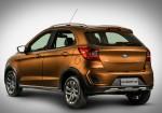 Ka Freestyle - nuevo utilitario compacto global de Ford 3