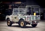 Land Rover - 70mo aniversario - comienza la restauracion de un 4x4 original 3