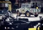 Land Rover - 70mo aniversario - comienza la restauracion de un 4x4 original 5