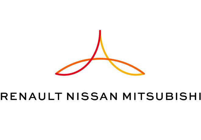 Logo Alianza Renault Nissan Mitsubishi