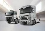 Mercedes-Benz - Lider en Camiones
