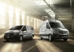 Mercedes-Benz - Lider en Vans