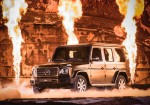 Mercedes-Benz presento en Detroit la nueva Clase G de la mano de Schwarzenegger 1