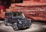 Mercedes-Benz presento en Detroit la nueva Clase G de la mano de Schwarzenegger 5