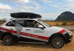Porsche - Con todo exito culmino la Expedicion Cayenne 1