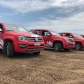 VW Amarok - la pick up de Seguridad de Playa