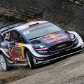 WRC - Monaco 2018 - Dia 1 - Sebastien Ogier - Ford Fiesta WRC