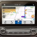 Waze disponible en la linea de vehiculos Ford