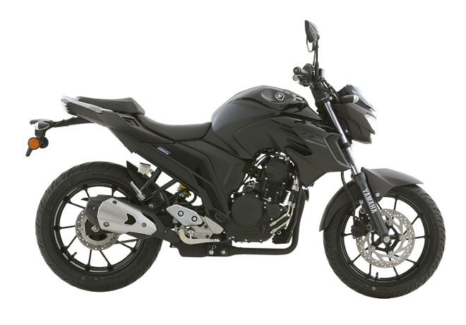 Yamaha FZ25 1
