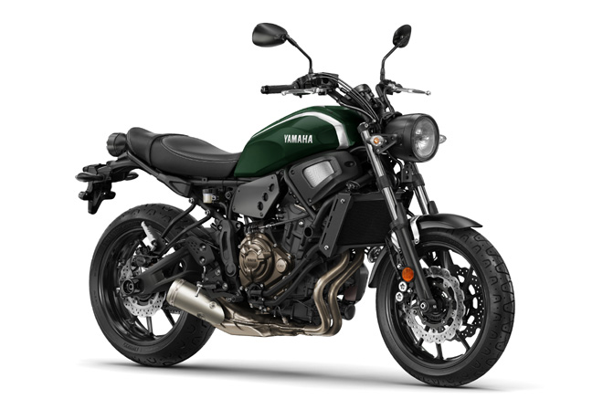 Yamaha XSR700: La innovación de un clásico.