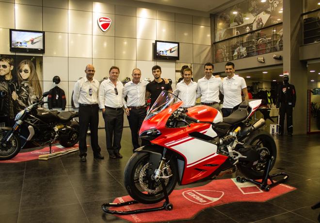 Ducati 1299 Superleggera llega a la Argentina