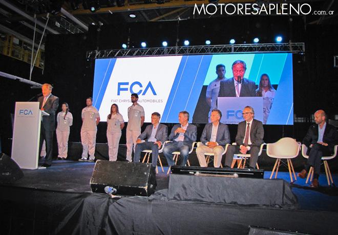 FCA - Presentacion Nuevo Fiat Cronos en Cordoba 1