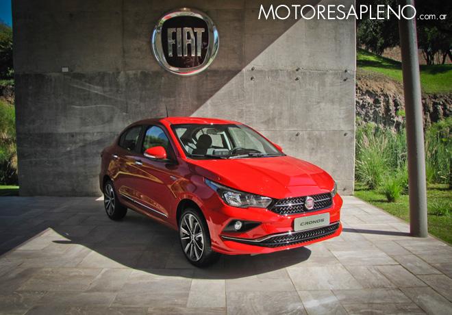 FCA - Presentacion Nuevo Fiat Cronos en Cordoba 2