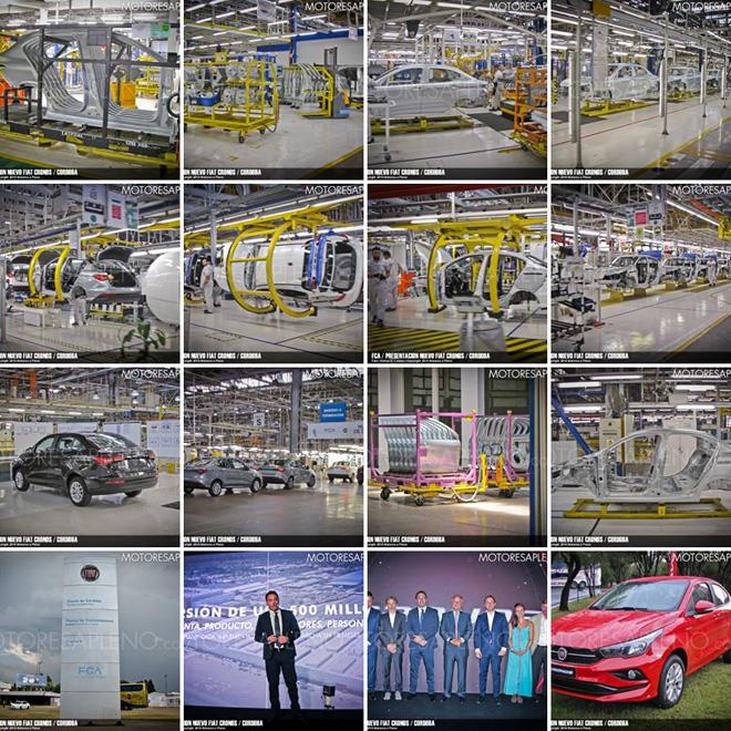 FCA - Presentacion Nuevo Fiat Cronos en Cordoba - Galeria Facebook