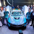 Formula E - Debut del Qualcomm Safety Car BMW i8 Coupe en Chile 1