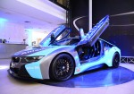Formula E - Debut del Qualcomm Safety Car BMW i8 Coupe en Chile 2