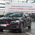 Grupo PSA empieza la fabricacion del Nuevo Citroen C4 Lounge en el Centro de Produccion de El Palomar