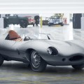 Jaguar retoma la produccion del legendario D-Type 1