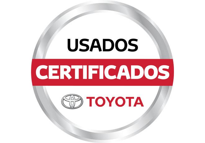 Logo Usados Certificados Toyota