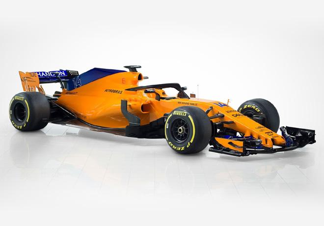 McLaren MCL33 2