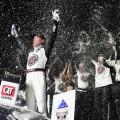 NASCAR - Atlanta 2018 - Kevin Harvick en el Victory Lane