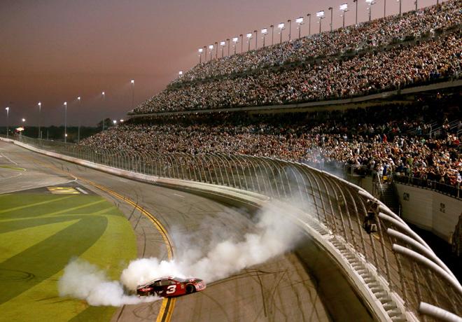NASCAR - Daytona 2018 - Austin Dillon - Chevrolet SS