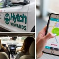 Nissan une esfuerzos con la plataforma Hytch para ofrecer una solucion de movilidad unica en su tipo