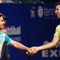 Peugeot - Argentina Open - Diego Schwartzman y Dominic Dominic Thiem