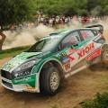 Rally Argentino - Villa Carlos Paz 2018 - Etapa 1 - Nicolás Díaz - Ford Fiesta MR