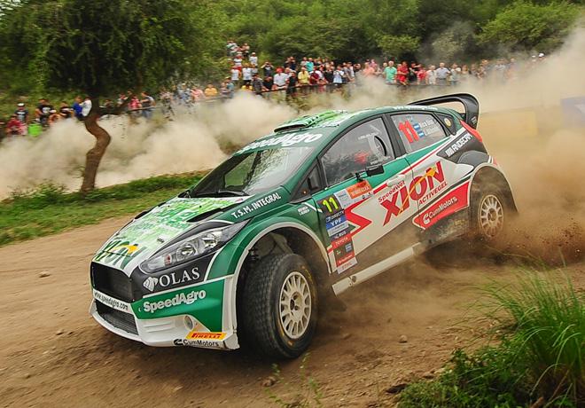 Resultado de imagen para nicolas diaz rally argentina villa carlos paz 2018