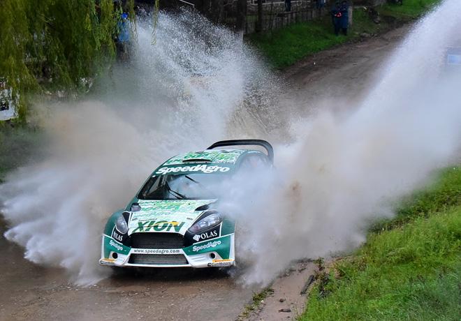 Rally Argentino - Villa Carlos Paz 2018 - Final - Nicolas Díaz - Ford Fiesta MR