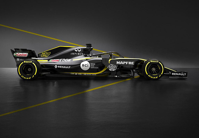 Renault Sport F1 - RS18 2