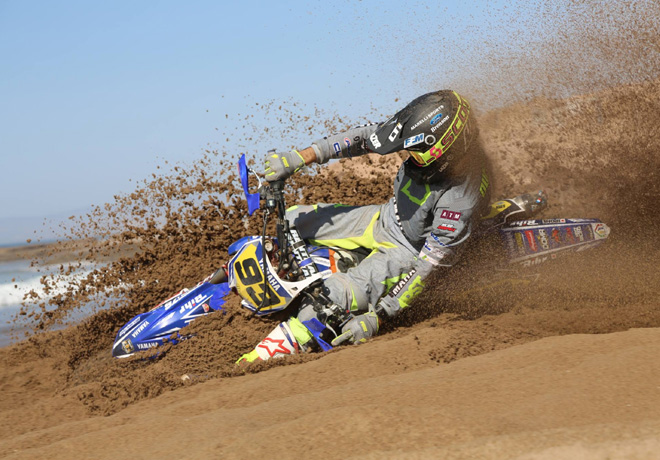 Romain Dumontier - Yamaha Racing Argentina 1