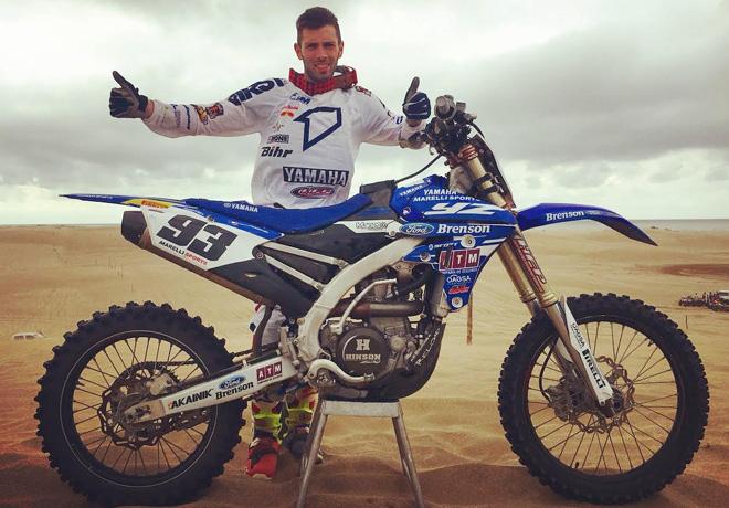 Romain Dumontier - Yamaha Racing Argentina 2