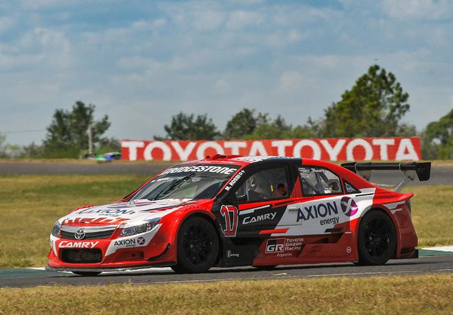 Top Race - Parana 2018 - Carrera - Matias Rossi - Toyota Camry