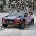 WRC - Suecia 2018 - Dia 1 - Thierry Neuville - Hyundai i20 WRC