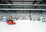 Zuffenhausen - Un paseo por la planta de motores V8 de Porsche 2