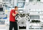 Zuffenhausen - Un paseo por la planta de motores V8 de Porsche 4