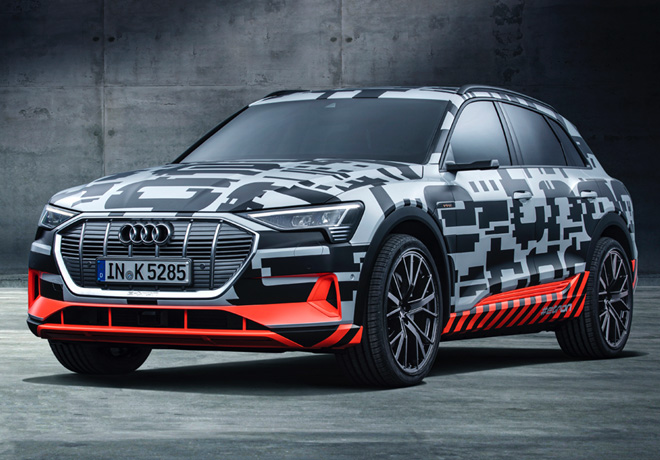 Audi e-tron prototype 1
