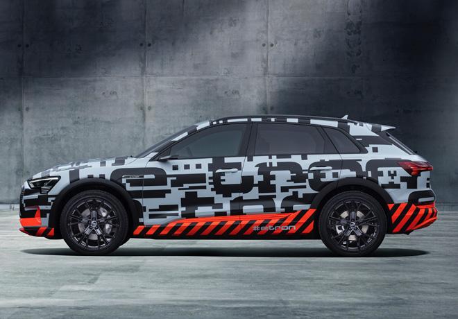 Audi e-tron prototype 2