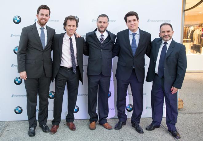 BMW Group refuerza su estrategia de electrificacion rumbo a 2025 con la llegada de iPerfomance a Uruguay 1