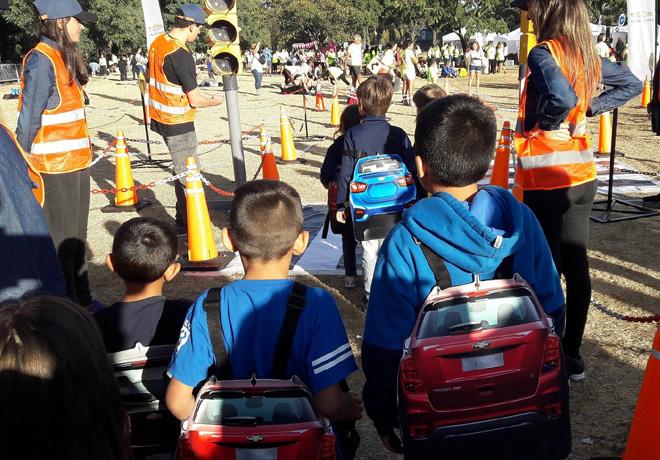 Chevrolet - Carrera UNICEF por la Educacion 2