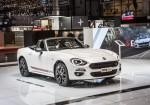 Fiat - Salon de Ginebra 2018 - 124 Spider S-Design