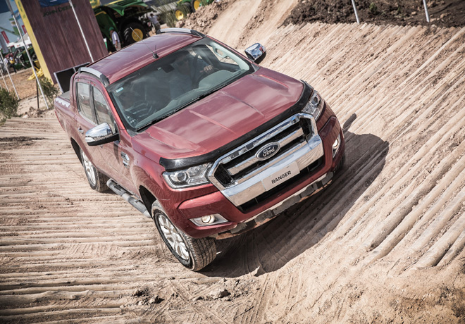 Ford Nueva Ranger - Sponsor Oficial de Expoagro 2018 1