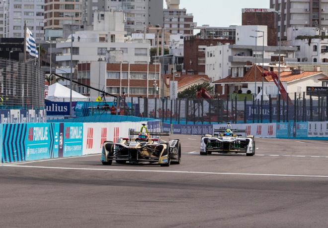 Formula E - Punta del Este - Uruguay 2018 - Carrera - Jean-Eric Vergne - Techeetah