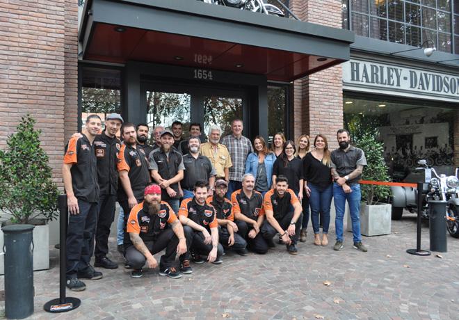 Harley-Davidson Motor Company reunio en Buenos Aires a mas de 100 concesionarios del continente americano 1