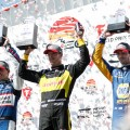 IndyCar - St Petersburg 2018 - Carrera - El Podio